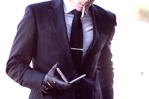 Фото на аву для пацанов в костюме